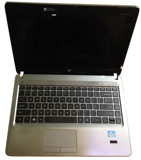 laptop hp core i3-2330