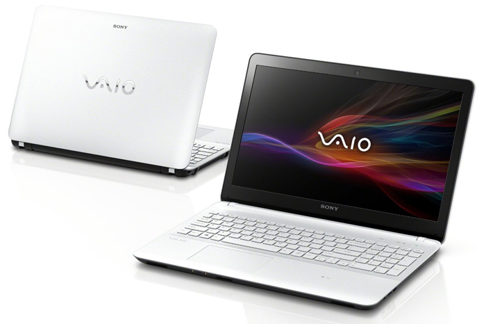 Laptop sony vaio svf 15